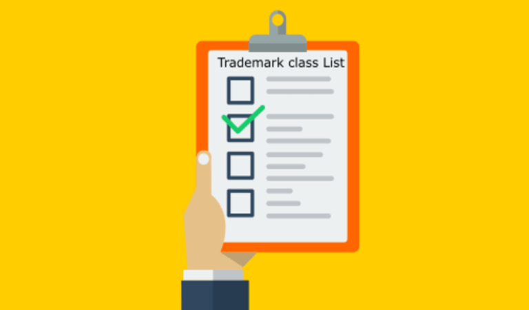 List of Trademark Classes for Goods and Services in India